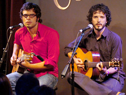 Conchords by Djamilla Rosa Cochran/Wireimage.com