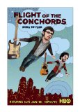 Flight of The Conchords - Season 2 DVD