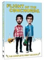 Flight of The Conchords season one DVD from HBO - released November 6 2007