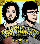 Flight of The Conchords tour 2009