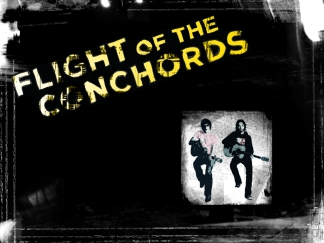 Flight of The Conchords wallpaper 1024 x 768