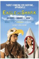 Eagle vs Shark film poster - In US cinemas June 2007
