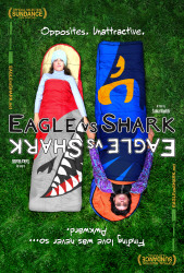 Eagle vs Shark film poster