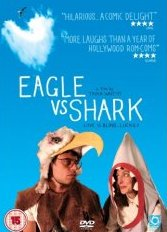 Eagle vs Shark DVD cover - UK release January 21 2008