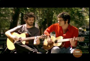 Flight of The Conchords - HBO series