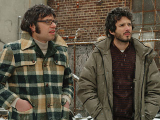 Flight of The Conchords - Bret McKenzie and Jemaine Clement