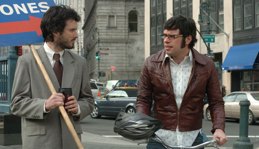 Flight of The Conchords by Nicole Rivelli