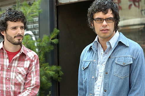 Flight of The Conchords - HBO - by Nicole Rivelli