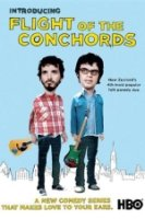 Flight of The Conchords HBO poster