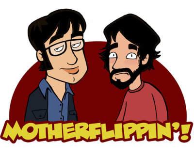 Flight of The Conchords by Ryan Estrada
