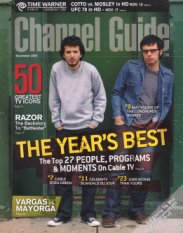 Flight of The Conchords - Channel Gudie November 2007