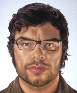 Jemaine Clement by Laurie