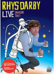 Rhys Darby DVD cover