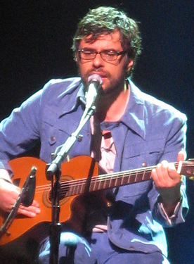 Jemaine Clement from Flight of The Conchords Tampa April 6 2009