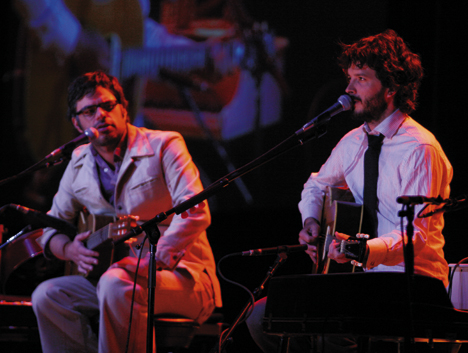 Flight of The Conchords - Kent, Ohio by Katie Young