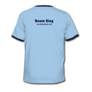 What The Folk! Boom King tee shirt