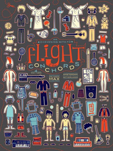 Amsterdam May 4 Flight of The Conchords by Kevin Tong