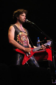 Bret McKenzie - Flight of The Conchords, Amsterdam May 3